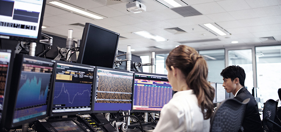 Automated trading system in sri lanka
